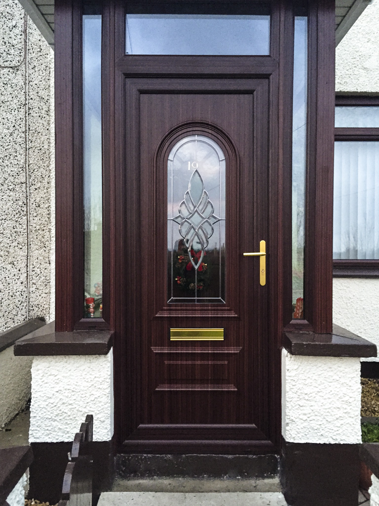 ... PVC Doors Belfast by Supreme NI. & PVC Windows u0026 Doors Belfast u0026 Newtownabbey - SUPREME